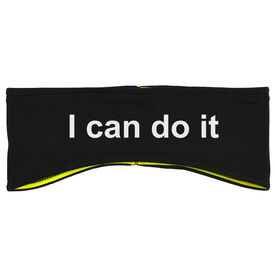 Running Reversible Performance Headband I Can Do It