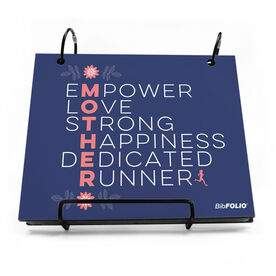 BibFOLIO® Race Bib Album - Mother Runner
