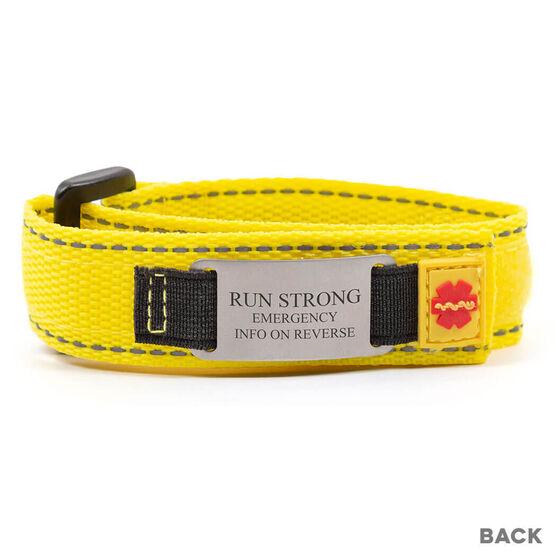Tech Nylon IDmeBAND Double Sided Bracelet