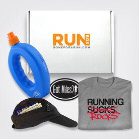 RUNBOX #4 - RUNBOX Gift Set - Chase Me