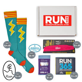 March Limited Edition RUNBOX® Gift Set - Sprint Into Spring