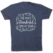 Running Short Sleeve T-Shirt - Runderful Time of Year