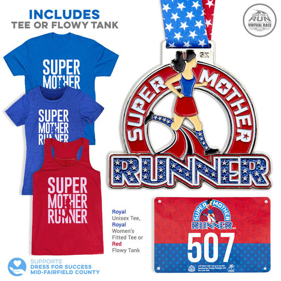 Virtual Race - Super Mother Runner 5K (2019)