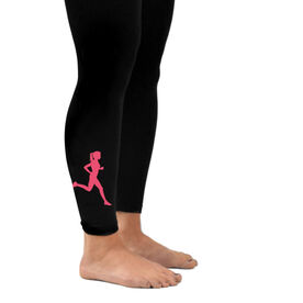 Running Leggings Female Runner