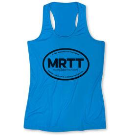 Women's Performance Tank Top - MRTT Flippin' Crazy