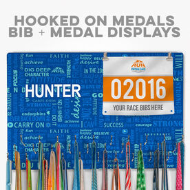Click To Shop All Bib and Medal Hook Displays