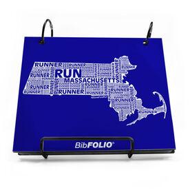 Massachusetts State Runner BibFOLIO
