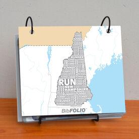 BibFOLIO New Hampshire State Runner Map