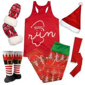 Christmas Outfits.Christmas Outfits For Runners Holiday Running Costumes