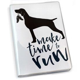 Running Journal Make Time To Run