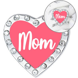 Running Shoelace Charm - Mom