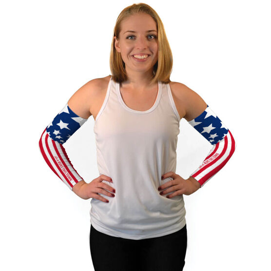 Running Arm Sleeves - She Runs This Town RWB