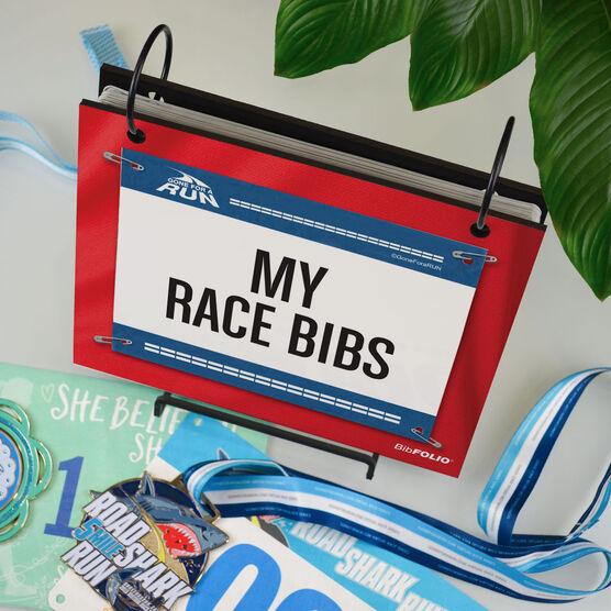 BibFOLIO® Race Bib Album - Runner's Bib