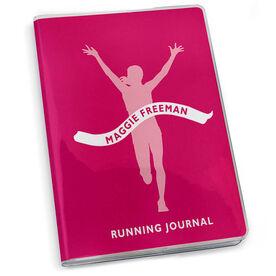 GoneForaRun Running Journal - Personalized Female Runner