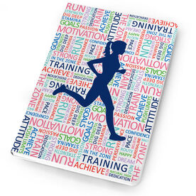 Running Notebook - Inspirational Words Female