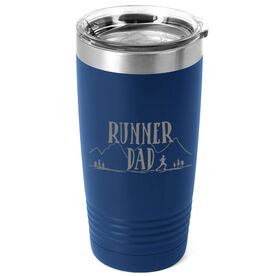 Running 20oz. Double Insulated Tumbler - Runner Dad