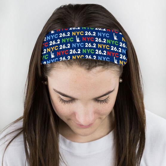 Running Multifunctional Headwear - NYC 26.2 Repeat RokBAND
