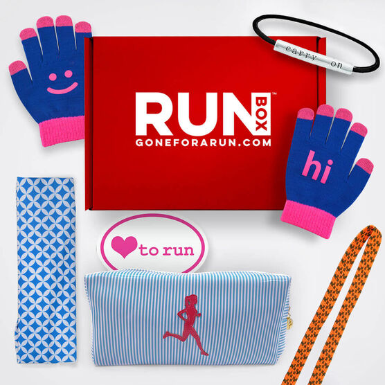 RUNBOX™ Gift Set - Run Like a Girl