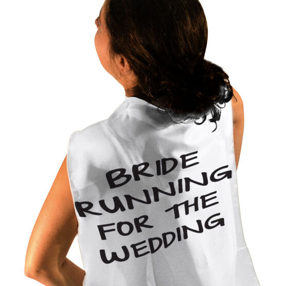 Running Cape Personalized Text