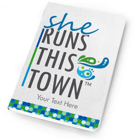 Running Notebook - She Runs This Town Stacked