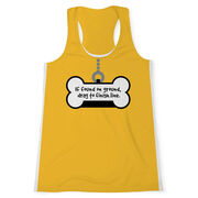 Women's Performance Tank Top - Yellow Dog