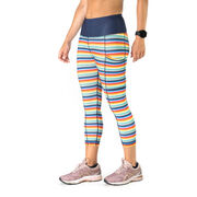 Women's Performance Capris - St Tropez