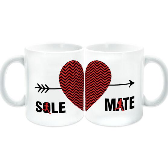 Running Coffee Mug Set - Sole Mate Set