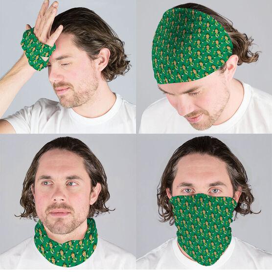 Running Multifunctional Headwear - Leprechaun Runner RokBAND