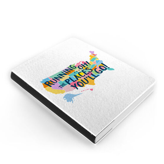 Running Notebook - Running...Oh! The Places You'll Go!