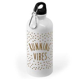 Running 20 oz. Stainless Steel Water Bottle - Running Vibes