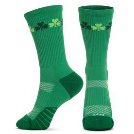Socrates® Mid-Calf Performance Socks - Lucky