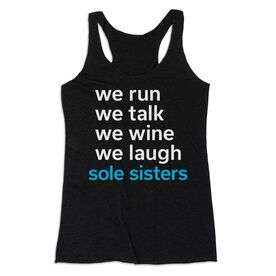 Women's Everyday Tank Top - Sole Sisters Mantra