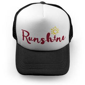 Running Trucker Hat Runshine