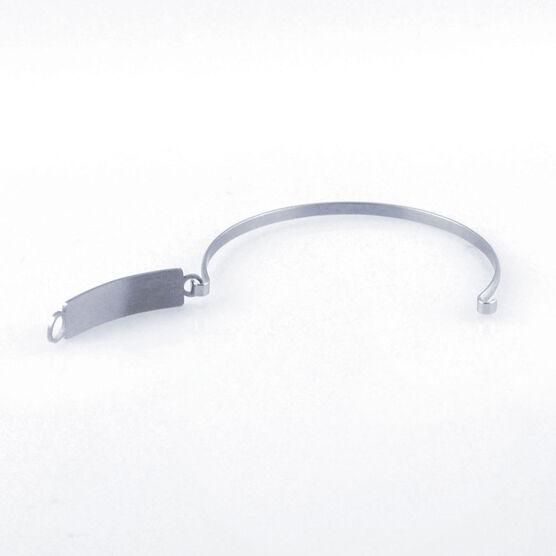 Running Engraved Clasp Bracelet Sole Sister