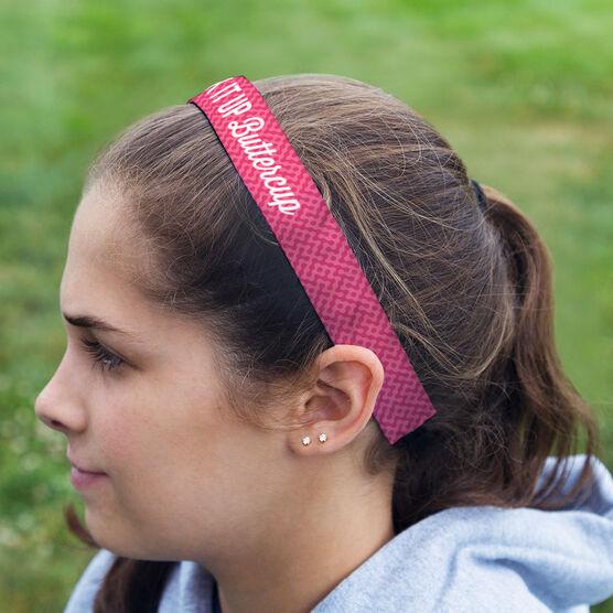Running Juliband No-Slip Headband - Suck It Up Buttercup