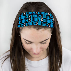 Running Multifunctional Headwear - Badass Runner Repeat RokBAND