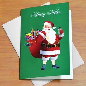 Merry Miles Greeting Card