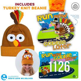 Virtual Race - Run Now Gobble Later® 5K Turkey Hat (2020)