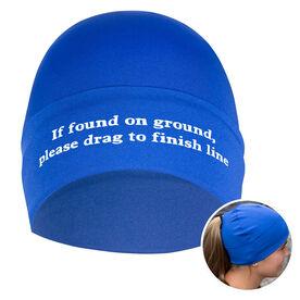 Performance Ponytail Cuff Hat If Found