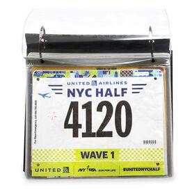 BibFOLIO Race Bib Vinyl Protector Sheets - 1 Pack (12/pack)