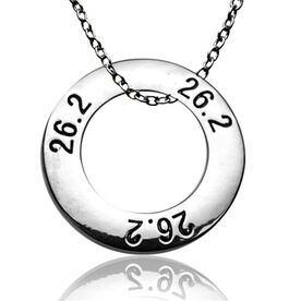 26.2 Message Ring Necklace