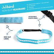 Running Juliband Non-Slip Headband - Run Chicago