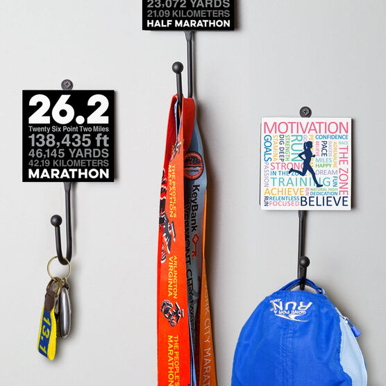 Running Medal Hook - Inspiration Runner