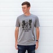 Running Short Sleeve T- Shirt - Lone Runners Club