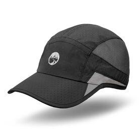 RunTechnology® Performance Hat - Dark Gray