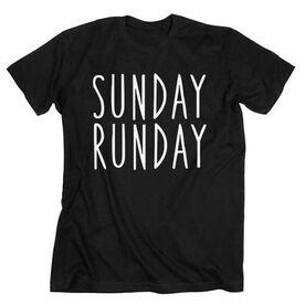 Running Short Sleeve T-Shirt - Sunday Runday