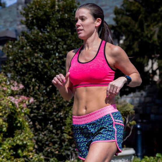 Women's Running Shorts - Miles Then Margaritas