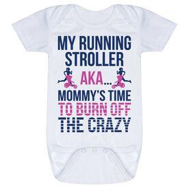 Running Baby One-Piece - My Running Stroller