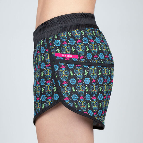 Women's Running Shorts - Day of the Run