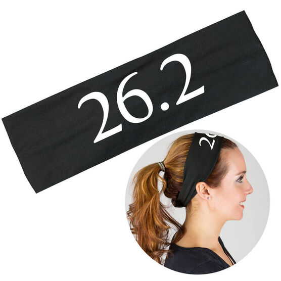 RunTechnology Tempo Performance Headband - 26.2